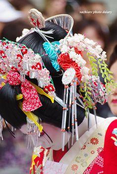 先帝祭 あでやかな花魁姿の太夫@山口  ウーマンエキサイト みんなの投稿