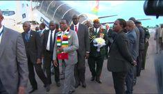 LATEST Mnangagwa leaves for Africa CEOs Forum Abidjan Cote d'Ivoire - Zw News Zimbabwe