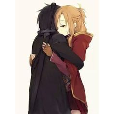 Anime Couples Manga ❤ liked on Polyvore featuring anime