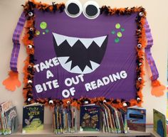 Library Monster