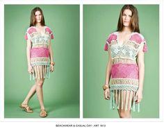 Crochetemoda: Agostina Bianchi - Crochet - No pattern