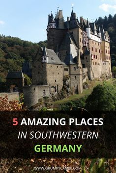 5 beautiful places in southwestern Germany
