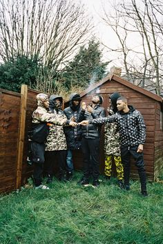 a030e127a10 Section Boyz Are Bridging Rap And Grime With Solidarity And Spliffs. British  RappersGrime ArtistsUk ...