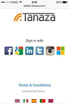 Wi-Fi Social Login with Facebook, Twitter, Instagram...