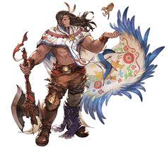 Eso SR from Granblue Fantasy