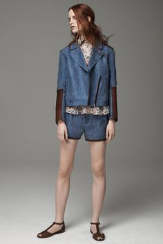 Look 12 Thakoon Addition Pre-Fall 2013