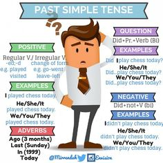Didactic Past Simple
