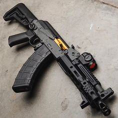 Airsoft hub is a social network that connects people with a passion for airsoft. Talk about the latest airsoft guns, tactical gear or simply share with others on this network Ak 47 Tactical, Tactical Rifles, Firearms, Shotguns, Handgun, Arsenal, Assault Weapon, Assault Rifle, Weapons Guns