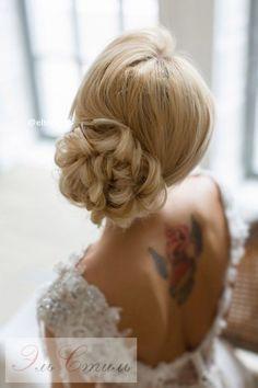 Elstile Long Wedding Hairstyle Ideas 20