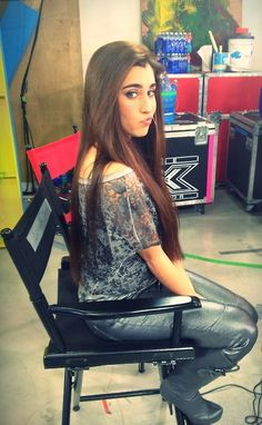 Cute pic of Lauren from Fifth Harmony