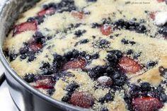 Cucinare con amore: Ovocná bublanina podle Dity P.