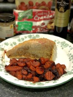 Cranberry Carrot Tsimmes | Flamingo Musings