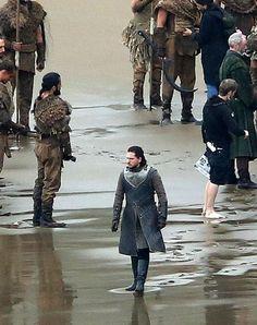 Dothraki & Jon Snow