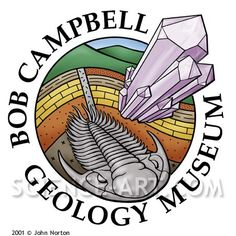 Campbell Geology Museum Logo