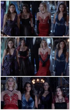 """S5 Ep25 """"Welcome to the Dollhouse"""" - Prom dress goals #PLL #BigAReveal"""
