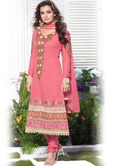 Alicolours Georgette Designer Suits http://alicolors.com/index.php?route=product/category&path=59_70