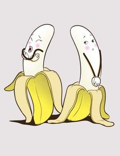 Naughty Banana