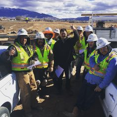 What a good-looking group of concrete finishers. Franklins Earth Moving in New Mexico has some good employees from OPCMIA Labor Union, Good Employee, New Mexico, How To Look Better, Concrete, Join, United States, Group, News