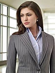 women's pinstriped suit | business | Pinterest | Pinstripe suit ...
