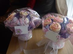 Mother's Day cupcake bouquets | Flickr - Photo Sharing!