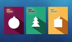*Christmas card* on Behance