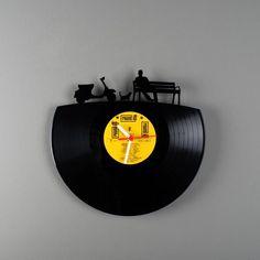 Omega Vinyl - Vinyl wall clock: Mood, $75.00 (http://www.omegavinyl.com/products/Vinyl-wall-clock:-Mood.html)