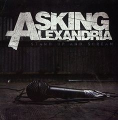Asking Alexandria - Stand Up And Scream Opaque Process Includes Download