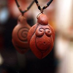 Beautiful art work to wear by Ember Vincent Polymer Clay Crafts, Polymer Clay Creations, Polymer Clay Jewelry, Ceramic Pendant, Ceramic Jewelry, Ceramic Art, Wiccan Crafts, Goddess Art, Sacred Feminine