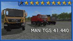 Análisis MAN TGS 41.440 #FS17