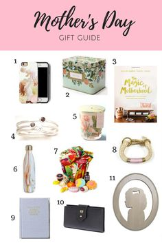Mother's Day | GIFTS FOR MOMS | MOTHER'S DAY GIFT GUIDE | GIFT IDEAS | GIFTS | MOTHERHOOD | MOM LIFE | GIFT GUIDE