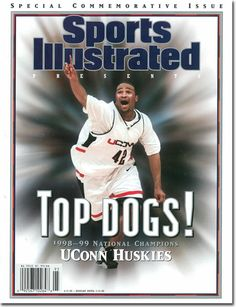 Image detail for -Khalid El-Amin, Basketball, UCONN Huskies - 04.07.99 - SI Vault