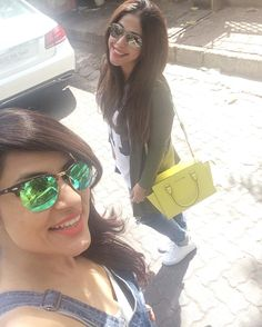 Day out with @additemalik #friends #friendsforever #selfie