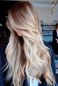 haar verven Beautiful Ombre Hair Ideas Bild 4 - dye her Beautifu Balayage Caramel Blonde, Ombre Blond, Best Ombre Hair, Brown Ombre Hair, Ombre Hair Color, Blonde Color, Cool Hair Color, Balayage Hair, Blonde Highlights