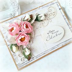 Handmade Envelopes, Card Envelopes, Diy And Crafts, Paper Crafts, Mixed Media Cards, Cover Pages, Cute Cards, Page Design, Wedding Cards