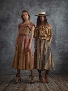 Temperley London Pre-Fall 2018 Fashion Show