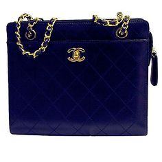 Chanel Bag in Navy Blue