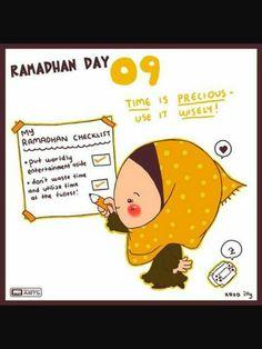 Ramadan day 9