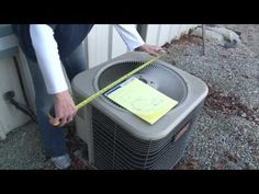 How to make an Air Conditioner Cover Video
