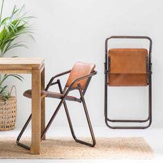 Chaise vintage : 21 modèles esprit rétro Chaise Vintage, Magazine Rack, Bar Stools, Cabinet, Chair, Storage, Living Room, Quitter, House