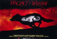 Dances with Wolves | 45 Amazing Vintage Polish Posters Of Classic American Films Artist: Andrzej Pagowski Year: 1991
