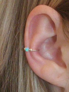 Conch earring Conch piercing Conch hoop Conch piercing