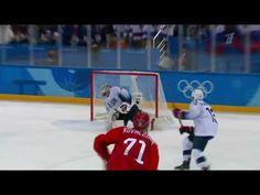 Интервью с Ильей Ковальчуком после победы над США (4:0). Олимпиада-2018....