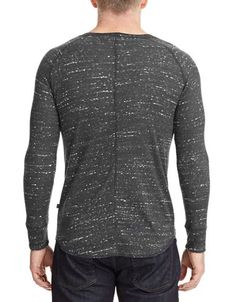 Men's | Shirts | Ribbed Lightweight Henley | Hudson's Bay