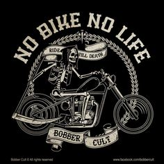 ♠ - Ride On. Motorcycle Logo, Motorcycle Quotes, Moto Logo, Female Werewolves, Harley Davidson, Bike Humor, Queen Poster, Biker Tattoos, Biker Quotes