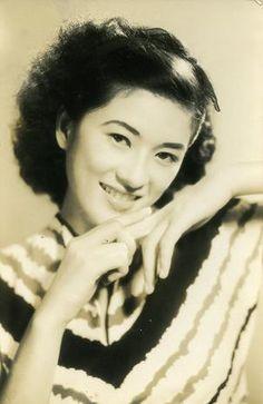 Sugi Yoko (杉葉子) 1928-, Japanese Actress