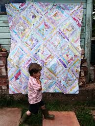 quilts made from vintage sheets - Google Search