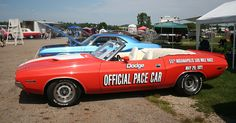 1971 Dodge Challenger Indy Pacecar | Flickr - Photo Sharing!