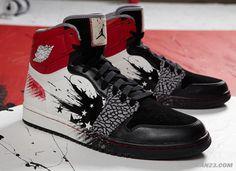 Air Jordan 1 Dave White Retro