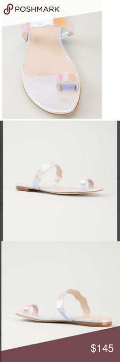 New Loeffler Randall flip flops New Loeffler Randall flip flops. Size 6,5 Loeffler Randall Shoes
