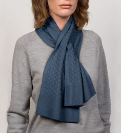 1faa67435a3 Luxurious hand finished chevron design scarves crafted from the finest  merino wool. Soft